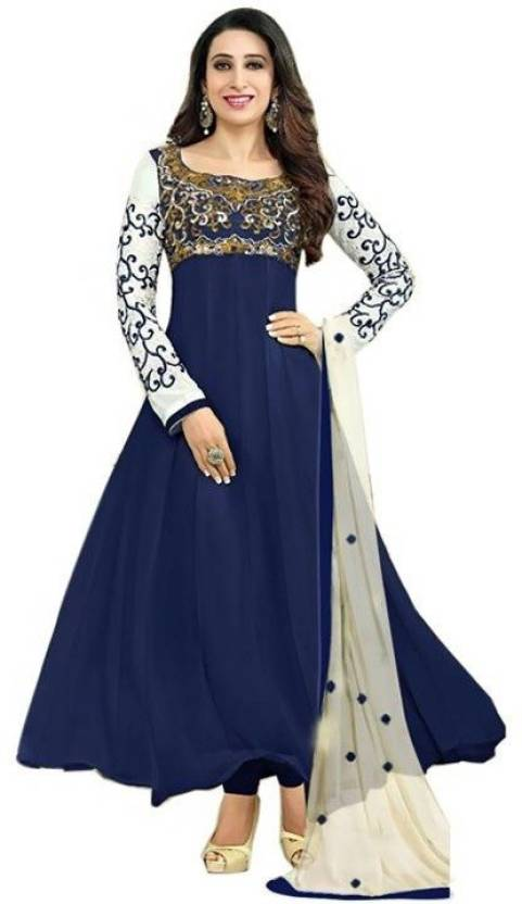Dev Design Straight Gown Price in India - Buy Dev Design Straight ...