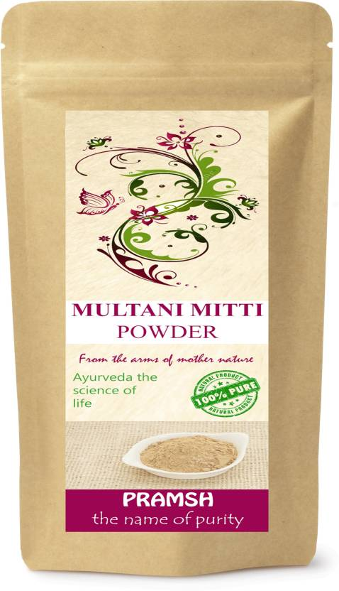 Pramsh Premium Quality Multani Mitti Powder 200gm