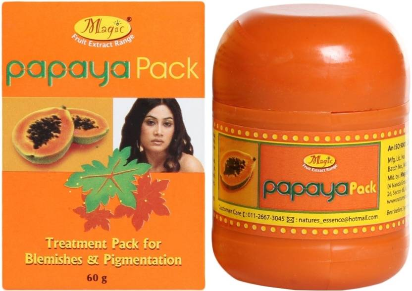 Nature S Essence Papaya Pack Price In India Buy Nature S Essence