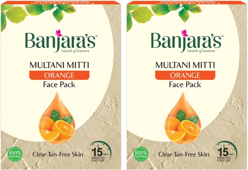 Banjara's Face pack