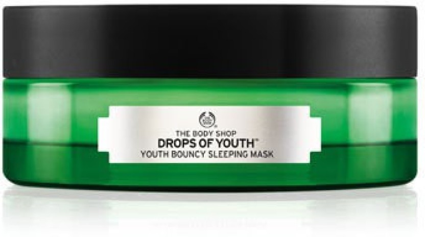 drops of youth bouncy sleeping mask recension