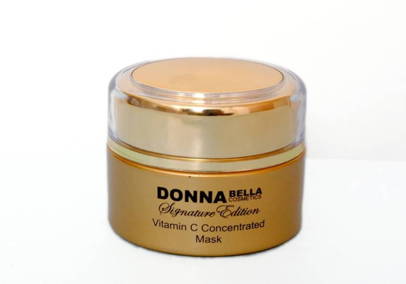 Get best deal for Donna Bella Vitamin C concentrated mask  (50 ml) at Compare Hatke