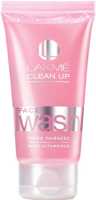 Lakme Clean Up Fresh Fairness Face Wash