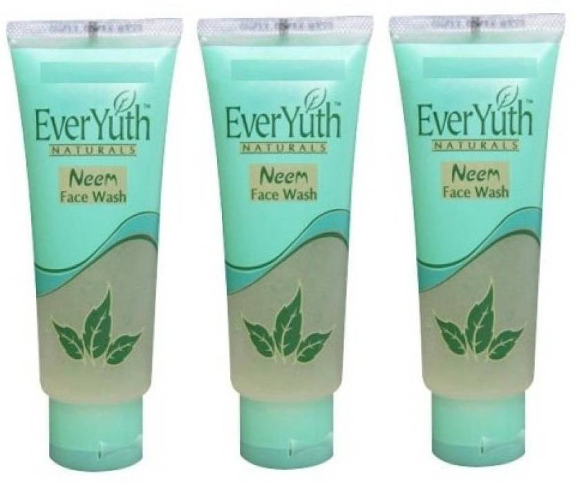Everyuth Neem - (Pack of 3) Face Wash