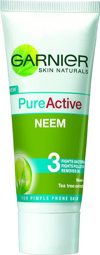 Garnier Pure Active Neem Face Wash