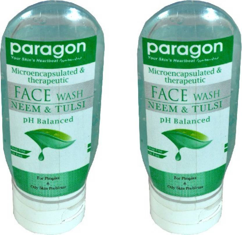 5d2ed4ddf21ce Paragon N Neem and Tulsi Face Wash - Price in India