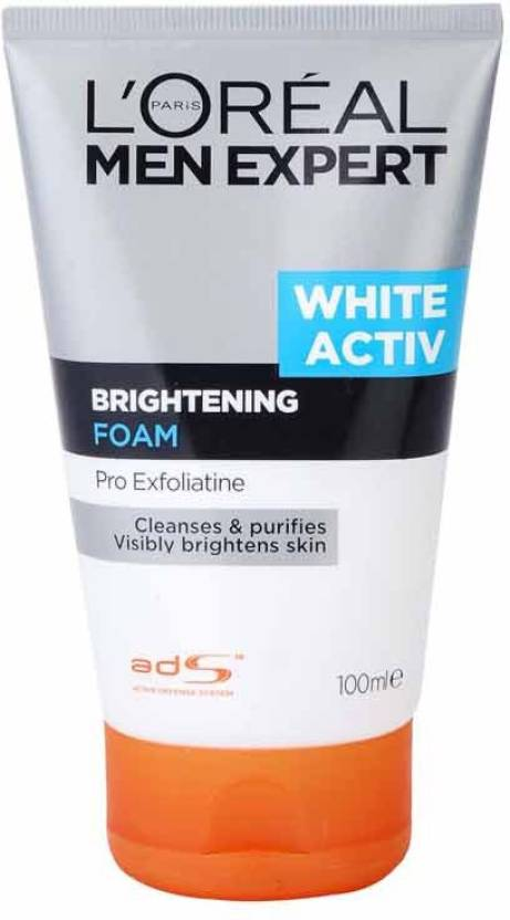 c7d5cce7e59 L Oreal Paris Men Expert White Activ Face Wash - Price in India