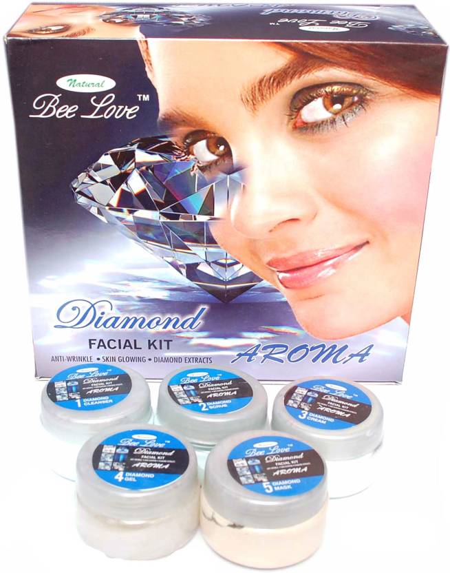 Aroma Diamond Facial Kit 270 g