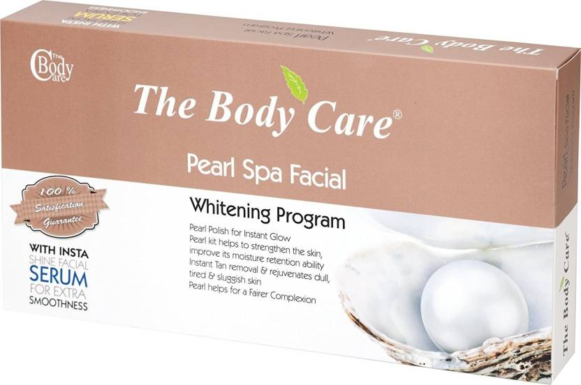 The Body Care Pearl Spa Facial Kit 450 g