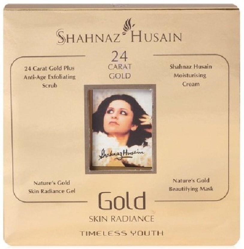 husain facial Shahnaz gold