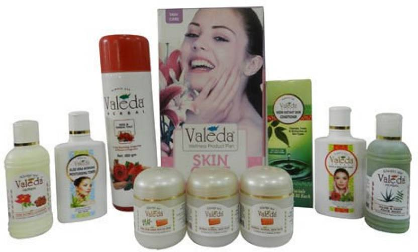 Valeda Herbal Normal Skin Care Kit 840 g