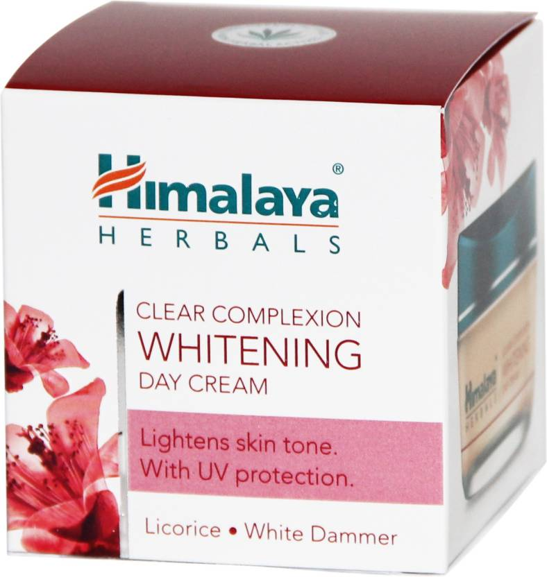 Himalaya Clear Complexion Whitening Day Cream  (50 g) By Flipkart @ Rs.225