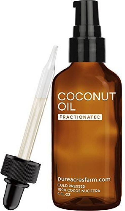 Pure Fractionated Coconut Oil (liquid) - Price in India, Buy