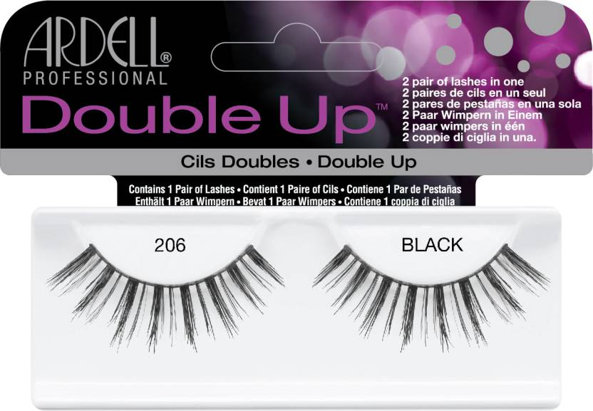 56361bb3ee7 Ardell Double Up 206 Lashes - Price in India, Buy Ardell Double Up ...