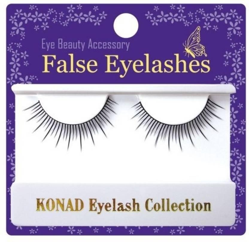 Konad False Eyelash 04 Price In India Buy Konad False Eyelash 04