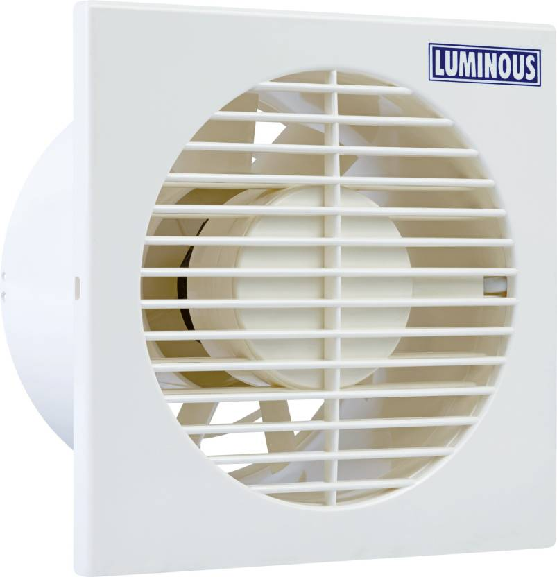 Luminous Vento Axial 150 mm 5 Blades Exhaust Fan (White)