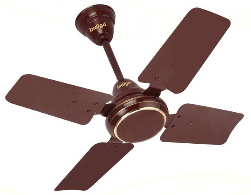 Indigo small wonder 600mm 24 4 blade ceiling fan price in indigo small wonder 600mm 24 4 blade ceiling fan mozeypictures Images