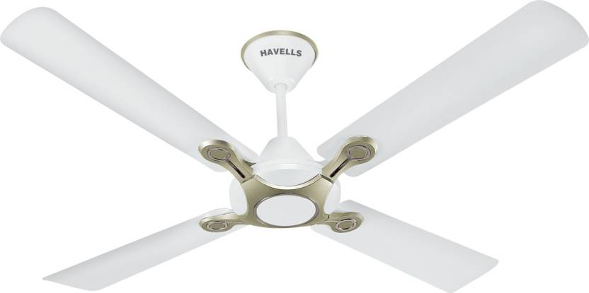 Havells leganza 4 blade ceiling fan price in india buy havells havells leganza 4 blade ceiling fan aloadofball Image collections