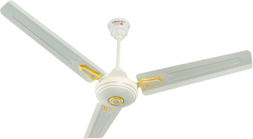 Orient Vento Marble 3 Blade Ceiling Fan