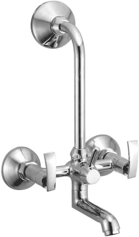 Kamal Wall Mixer - Vista (With L-Bend) (Vst-2542) Mixer Faucet