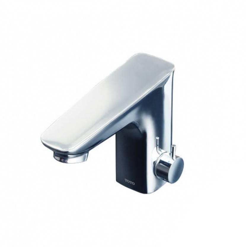 Toto TEXN20ALV201 Auto Faucet Integrated Thermostat Pillar Tap ...