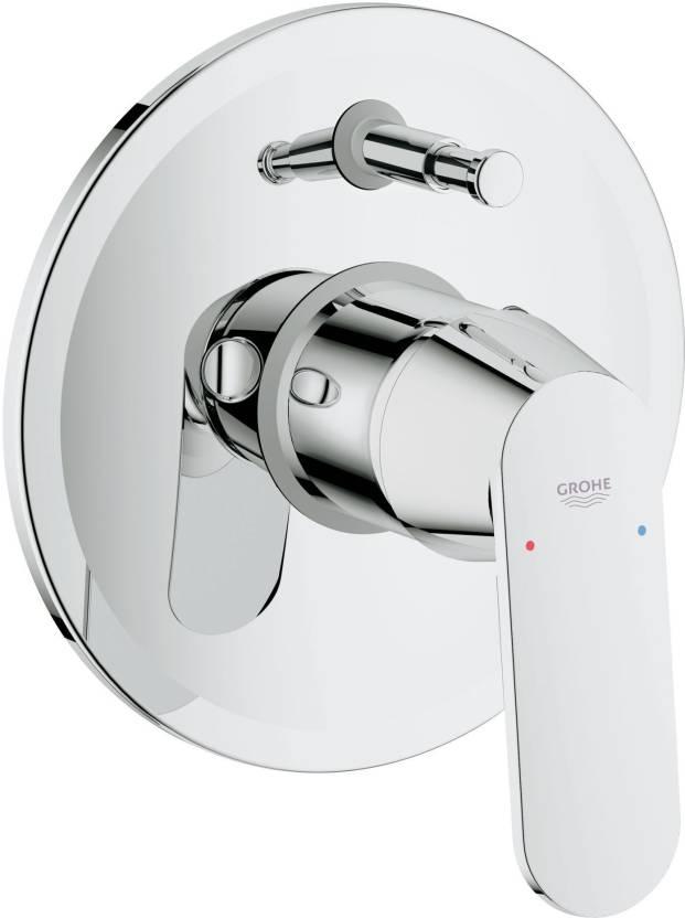Grohe 32879000 Eurosmart Cosmopolitan Single - Lever Bath Mixer 1/2 ...
