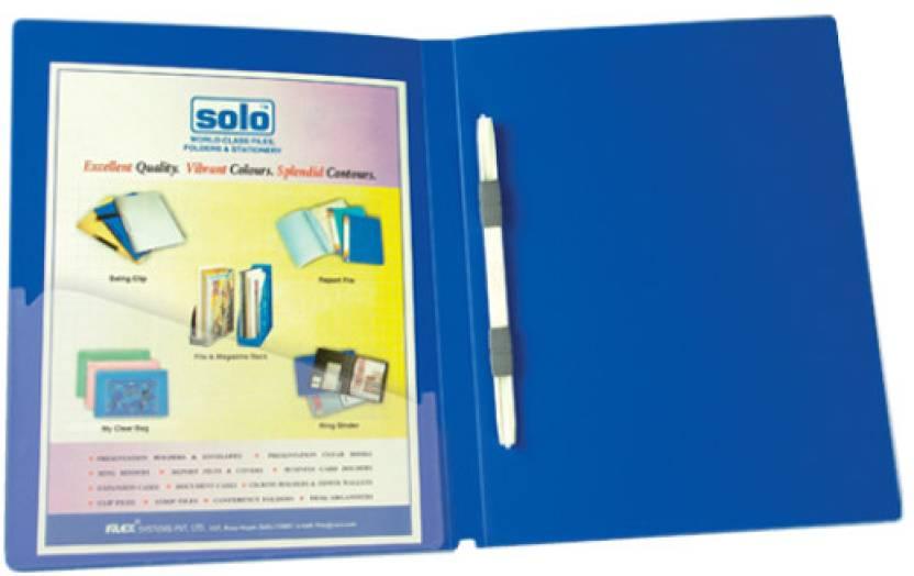 Solo Clip File