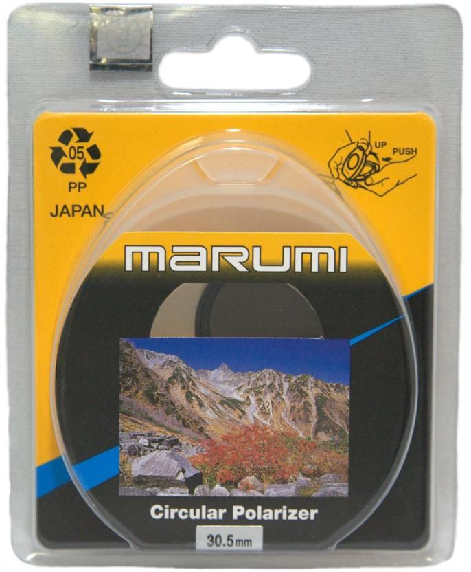 Marumi 30.5 mm Circular Polarizer Polarizing Filter (CPL)