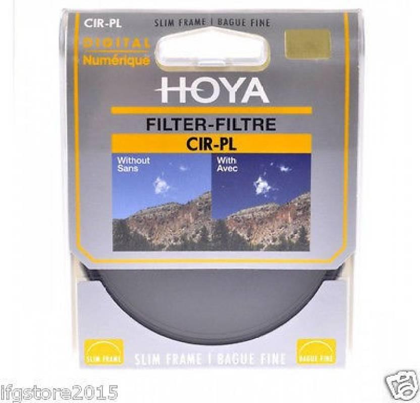 Hoya 62 mm Circular Polarizer Filter