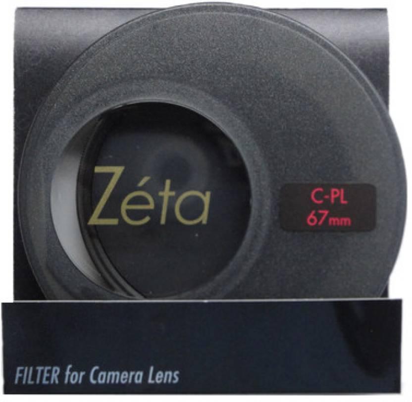 Kenko Zeta Wideband C-PL (W) 67 mm Filter