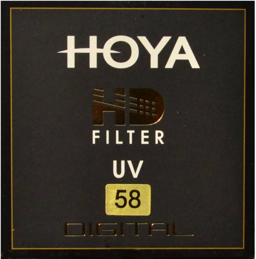 Hoya 58 mm HD Ultra Violet UV Filter