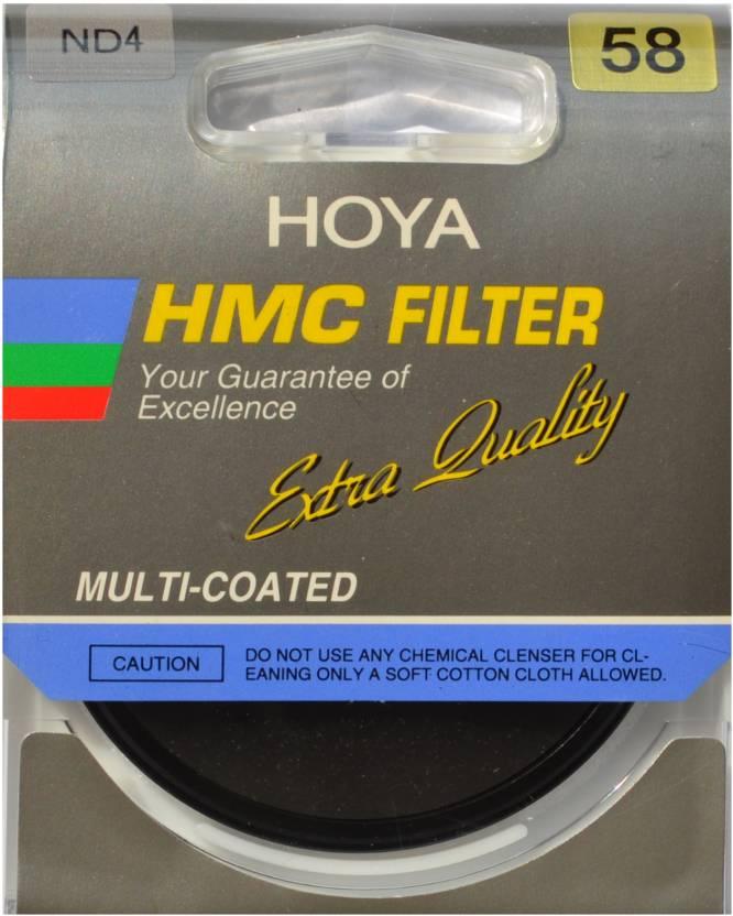 Hoya 58 mm HMC (NDX4) Neutral Density Special Effects Filter