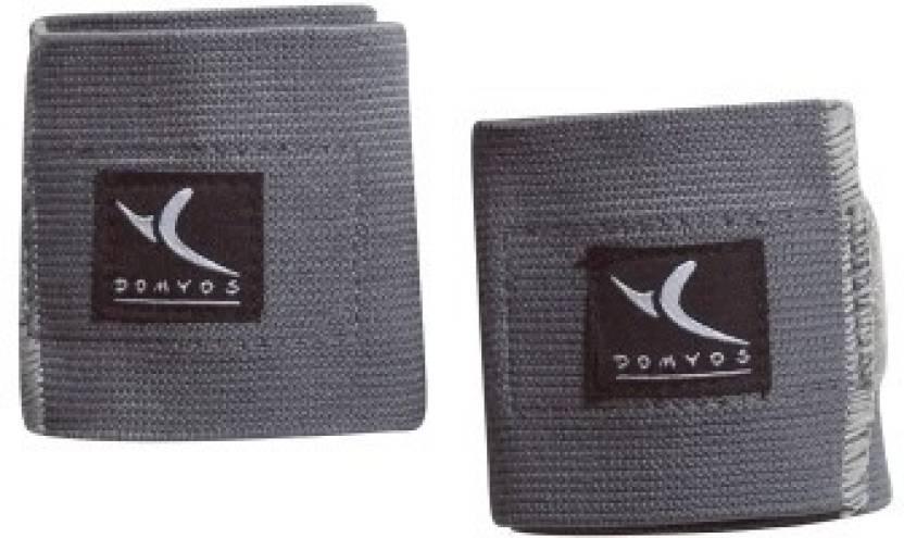 Domyos by Decathlon Weightlifting Wrist Straps Fitness Band - Buy ... f37f51b640f20