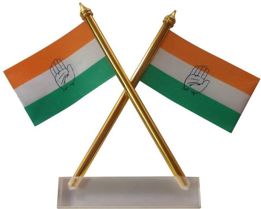 Sheelaadmakers congress tableflag Rectangle Car Dashboard
