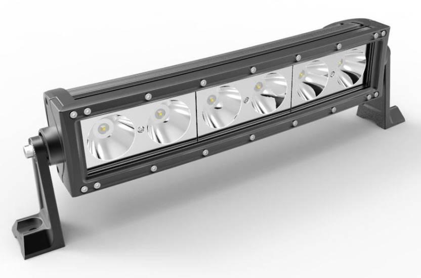 Motorway Led Fog Lamp Unit For Universal Car