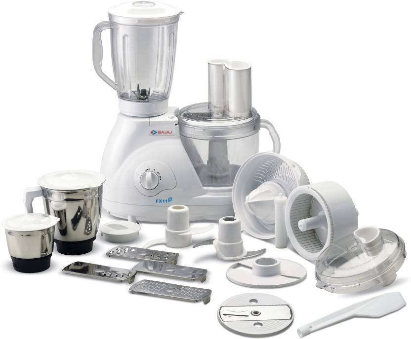 Bajaj Fx11 Food Factory 600 W Food Processor