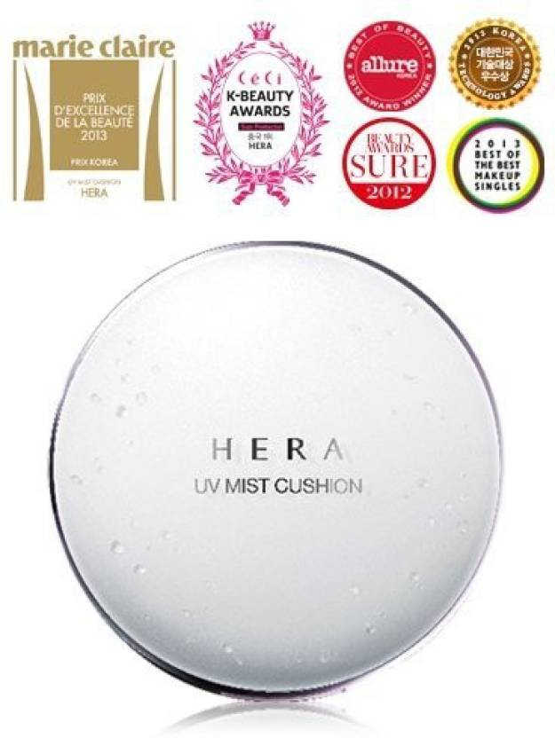 Hera Uv Mist Cushion Spf 50 Pa Foundation Price In India Buy