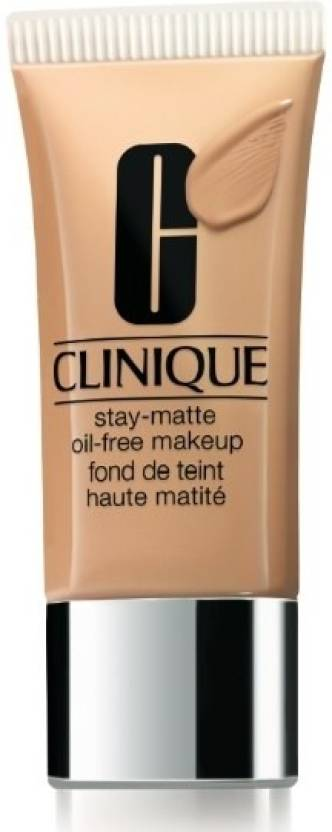 Clinique Stay Matte Oil Free Makeup Foundation Price In India Buy