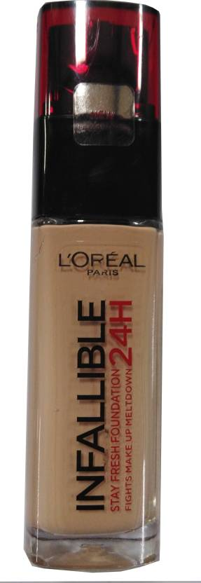 L'Oreal Paris Infallible Makeup Liquid Foundation