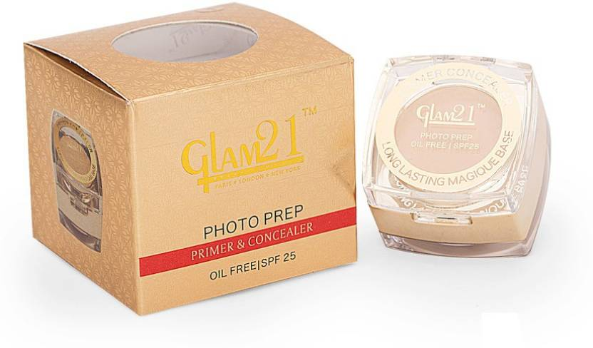 Glam 21 Photo Prep Primer And Concealer Foundation Price In