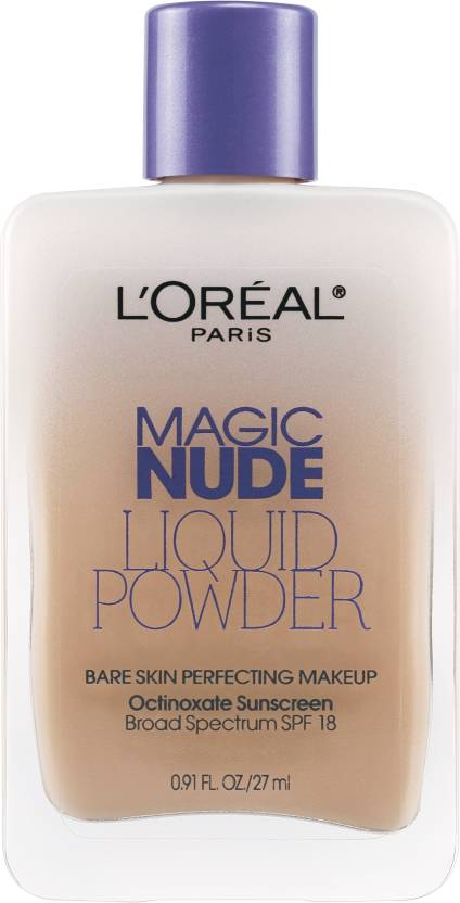 L'Oreal Paris Magic Nude Liquid Powder Foundation