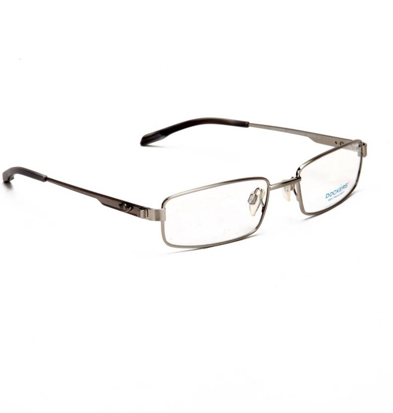 f26065f4a Dockers Full Rim Rectangle Frame Price in India - Buy Dockers Full ...