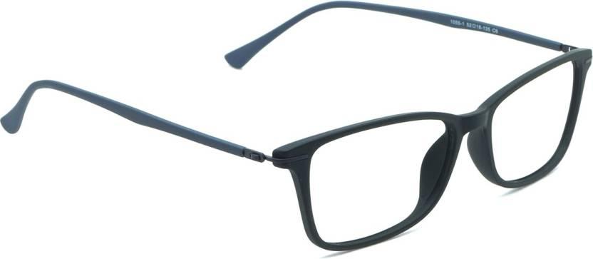 b28b62c7e2 Fizan Full Rim Rectangle Frame Price in India - Buy Fizan Full Rim ...