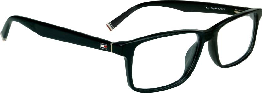 Tommy Hilfiger Full Rim Square Frame Price in India - Buy Tommy ...