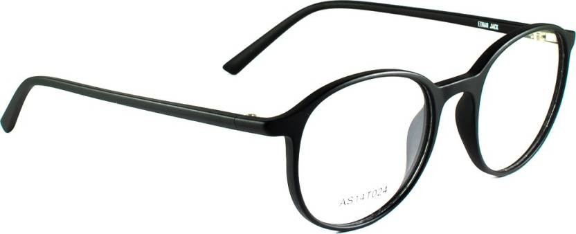 df8f39c344dc ETHAN JACK Full Rim Round Frame Price in India - Buy ETHAN JACK Full ...