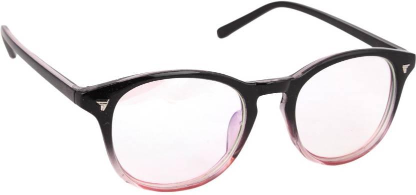 EYE GLASS Full Rim Round Frame Price in India - Buy EYE GLASS Full ...