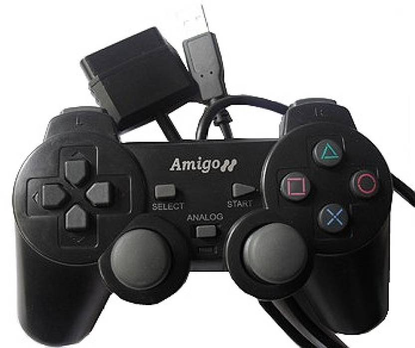 AMIGO 3 in 1 Game Pad (PS3, PS2, PC)
