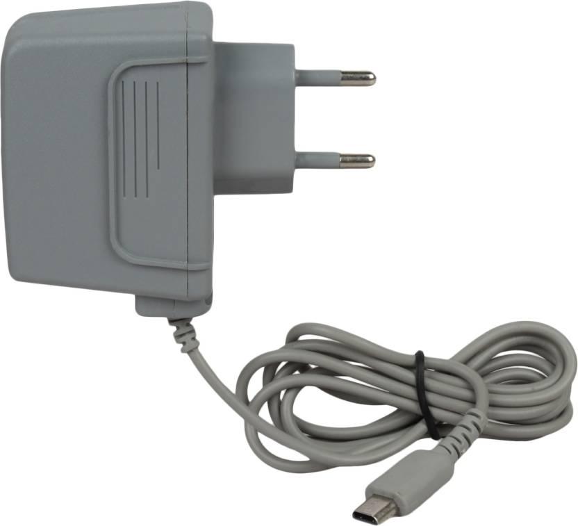 Fox Micro Nintendo Ds Lite Power Supply Adaptercharger 110v To 220v