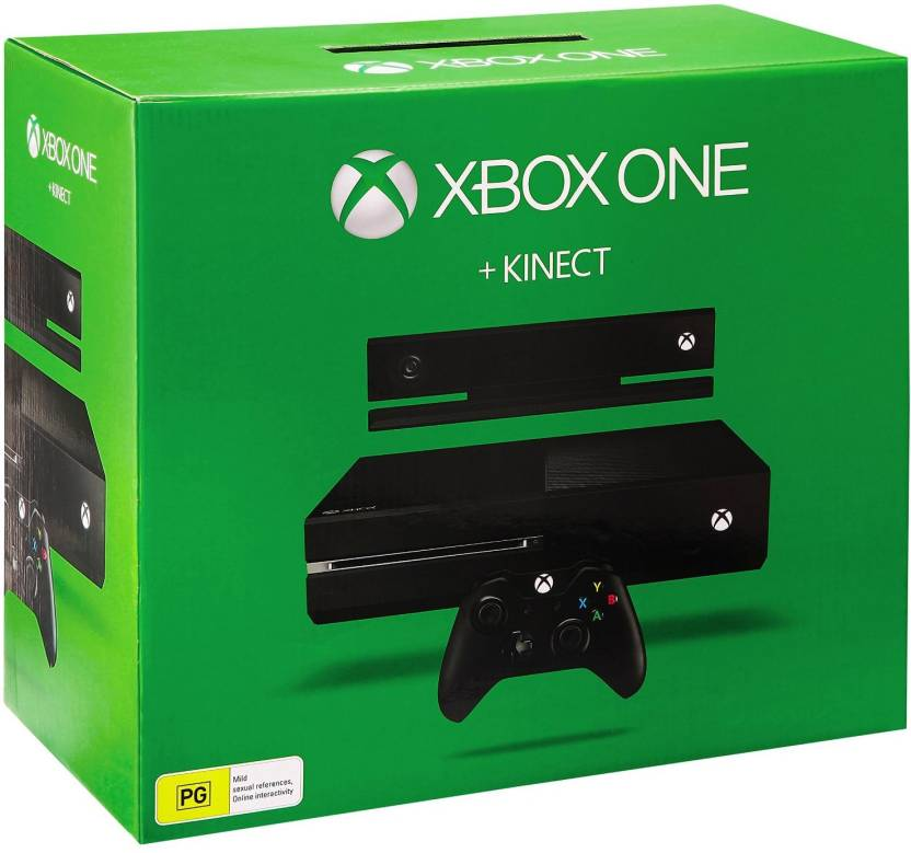 42d3ebf95 Microsoft Xbox One 500 GB   Kinect with Kinect Rivals