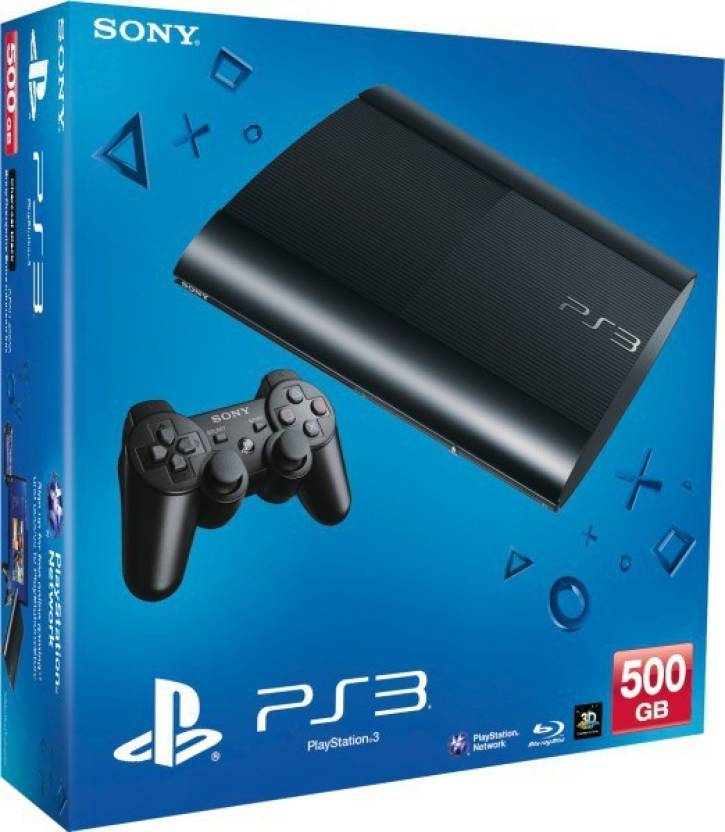 Sony PlayStation 3 500GB 500 GB Price in India - Buy Sony